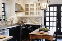 Kitchen Ideas / by Trish Whited Edwards