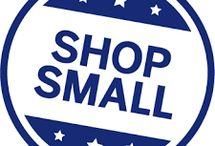 Shop Small / Supporting small businesses