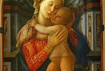 Porta del cielo / Immagini della Vergine