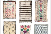 Moroccan Rugs / by Marte Frisnes Jewellery