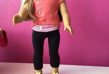 American Girl / American Girl Personalized Leggings