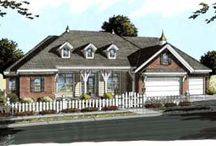HOME-HOUSE PLANS / by Joanne Erickson