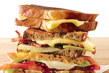 Sandwiches and Lunch Ideas / Build a better lunch with these do-it-yourself deli and PB&J tricks.