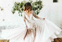 bröllop kläning 109
