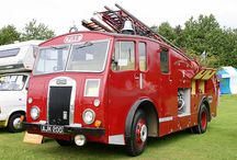 Fire Engines / Everything fire engines.