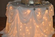 draping and tables
