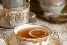 Chá da tarde / by Odete Rosário