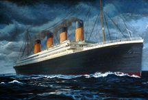 Vintage:  RMS Titanic