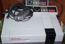 Old school computers/consols / Electronic game consoles old school