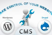 CMS Development / Potenza Global Solutions Delivers the Best Content Management System (CMS) for Web Development Solution to all Major Platforms like, WordPress, Magento, Drupal and Joomla.