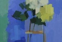 [ Illustration ] Hortensia - Hydrangea