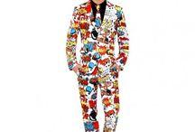 Costumes Homme imprimés