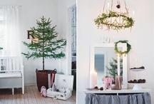 DEKO Weihnachten / Weihnachtliche Dekorationen rund um's Haus und den Garten.