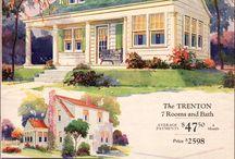 Vintage homeplans