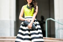 Glam Grind | Business Basics / What stylish women wear to the office.