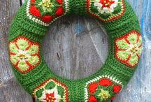 Xmas Knit, Crochet, Sew
