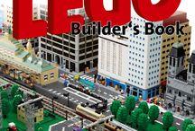 A LEGO boek