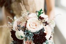 Fall Themed Wedding / Every beautiful inspiration and idea that could help make a fall wedding spectacular