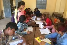 C-BED training in Thabong Khmom Provincial Training Center, Cambodia, with the support of CIEDI