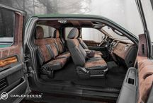 F150 Hunter Edition by Carlex Design / FORD F150 Hunter Edition by Carlex Design