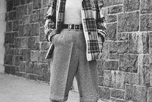 Collegiate style (1930/40s)