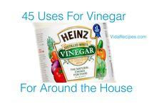 Amazing ways how to use vinegar