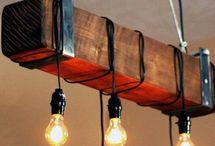 Идеи светильников
