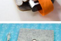 Hand made(fabric)