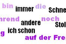 Coole Sprüche / Haha