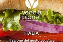 Milano Veggie Planet: il salone del gusto vegetale 3-4 febbraio Milano