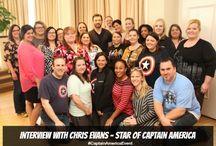Captain Ameica - #CaptainAmericaEvent #CaptainAmerica / #CaptainAmerica Captain America
