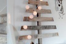 Christmas / Zelfmaak ideeën en sfeerbeelden kerst.