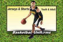 Basketball Uniforms Jerseys & Shorts / Huge Selection of Basketball Uniforms. Jerseys & Shorts at Graham Sporting Goods. Practice and Game Apparel.