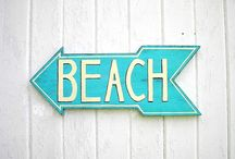 Beach House Dreams / I'd like a beachfront property!  / by LaLindsay