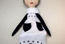 Rag Dolls_Cloth Dolls