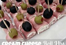 Appetizers for wine party