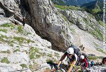 Via Ferrata/Climbing