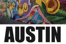 Exploring Texas / Austin/Houston