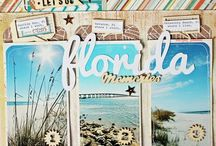 Scrapbooking travel