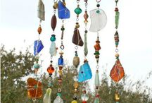 Windchimes, suncatchers and mobiles