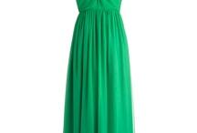 Dresses dresses everywhere!