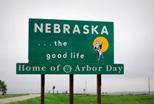 Hello, Nebraska! ~ Husker Nation!! / by LexAnn Kienke