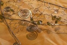 šperky z drátů / drátěné šperky - jewelry