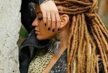 stunning locs /  Inspiration for my natural hair journey.