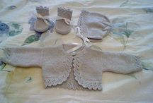 Pili Iglesias Oya / ropa de bebé