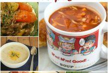 -Soup Recipes-