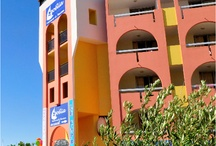Port Leucate - La résidence du Port / Directement sur le port, la résidence Goelia vous accueille dans sa résidence avec piscine.