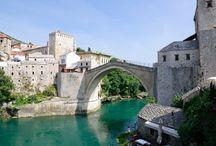 Balkans / Albanie, Bulgarie, Croatie, Monténégro, Serbie, Slovénie, Bosnie Herzégovine et Macédoine représentent toute la beauté d'une région: les Balkans