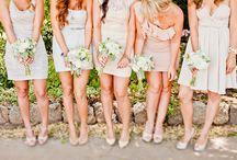 Evan's Wedding! / Potential bridesmaid dresses for Evan's wedding. / by Lindsay Scarpello