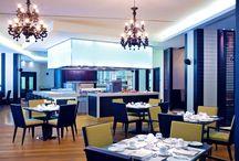 Interior Design - Restaurants